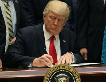 ifmat - Trump Signs Iran Sanctions Bill