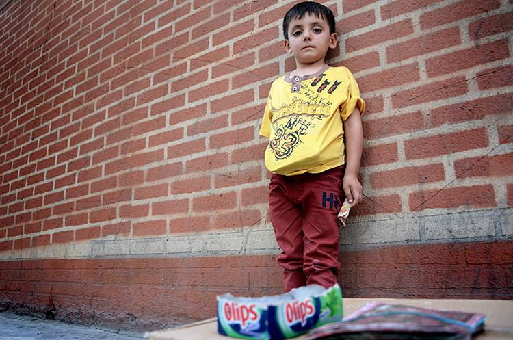 ifmat - Arrest of working children in Iran1