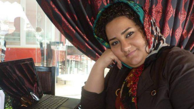 ifmat - Atena Daemi denied major surgery - authorities insist on keeping her cuffed