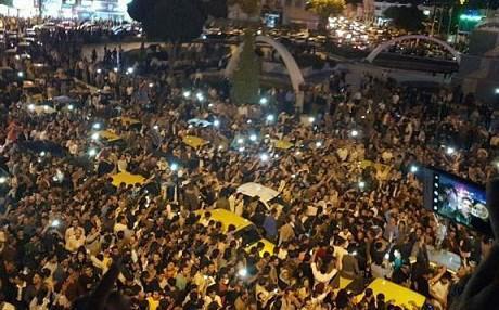 ifmat - Dozens arrested in Iran for celebrating Kurdistan referendum