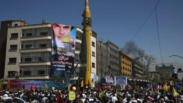 ifmat - Iran Army Chief Threatens to Destroy Tel Aviv