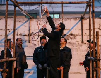 ifmat - Iran Publicly Hangs Man For Rape