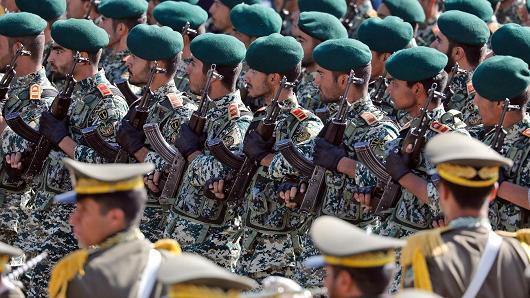 ifmat - Iran launches war games near Iraqi Kurdistan border