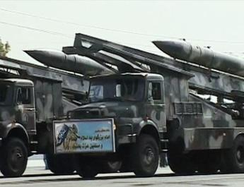 ifmat - Iranian Threat Moving Closer to Israel