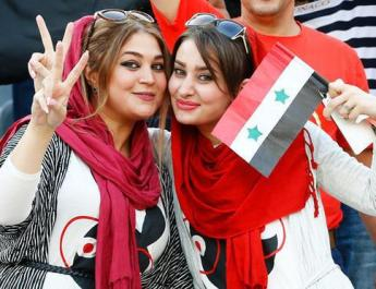 ifmat - Iranian women are barred from World Cup qualifier