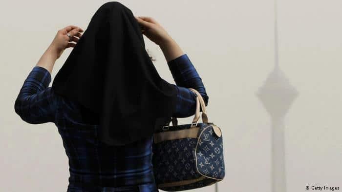 ifmat - Iranian women are second-class citizens