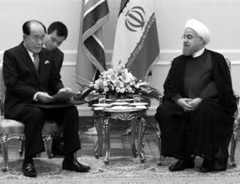ifmat - Why Iran Regime and North Korea Are Cooperating_