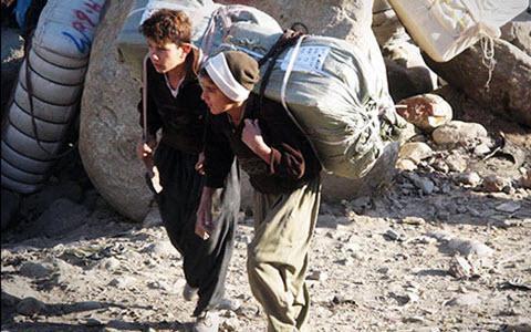 ifmat - Crisis of student Kolbars in Iran