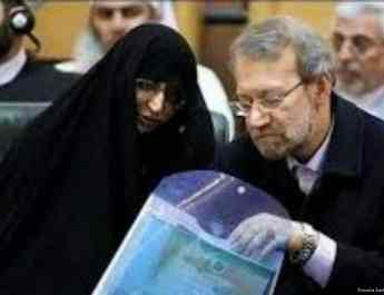 ifmat - Daughter of judiciary head accused of espionage in Iran