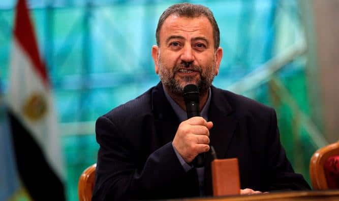 ifmat - Hamas leader Our differences with Iran are history