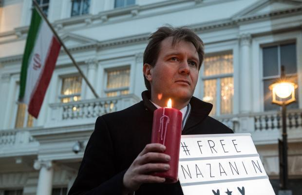 ifmat - Husband of Nazanin Zaghari Ratcliffe - Iranian government is torturing his family