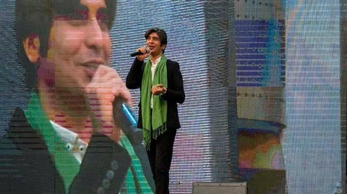 ifmat - Iranian singer offered bribes in exchange for cooperating with Rouhani government