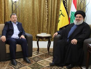 ifmat - Iran and Hezbollah are working with Hamas to establish a joint front against Israel