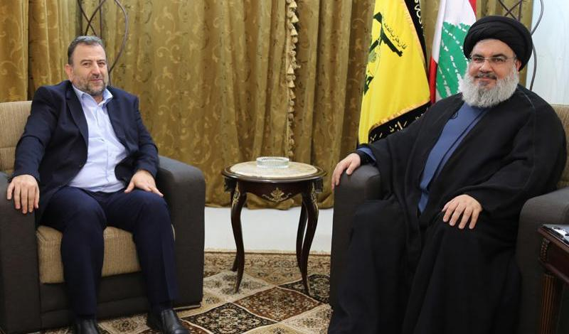 Iran and Hezbollah are working with Hamas to establish a joint front against Israel
