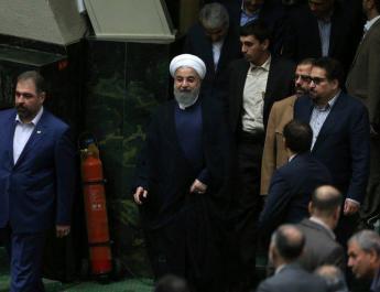 ifmat - Iran president defends Yemeni rebel attack on Saudi capital