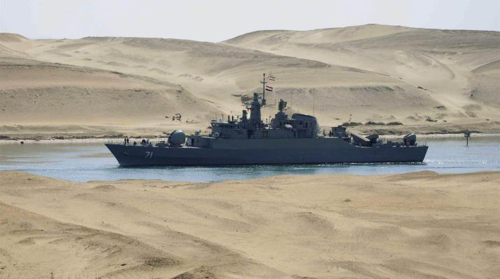ifmat - Iran promises to send warships to Gulf of Mexico, Atlantic Ocea