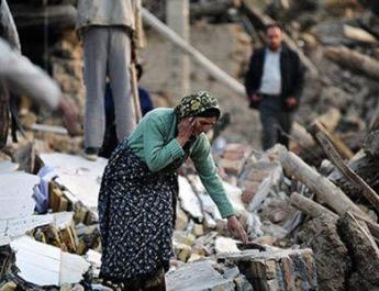 ifmat - Iran regime is preventing aid from reaching earthquake victims
