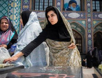 ifmat - Iran regime opposes womes rights