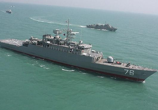ifmat - Iranian warships heading to Gulf of Mexico