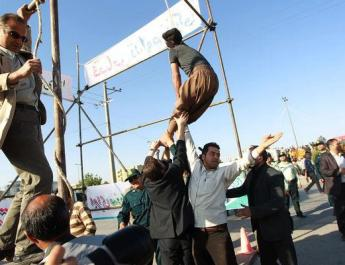 ifmat - 11 executions in four days in Iran