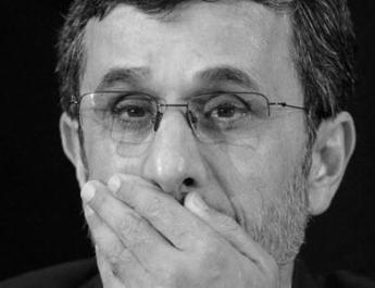 ifmat - Ahmadinejad warns over danger of regime collapse