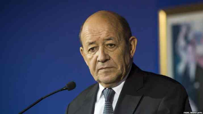 ifmat - French minister says Iran seeking to expand military influence in Middle East