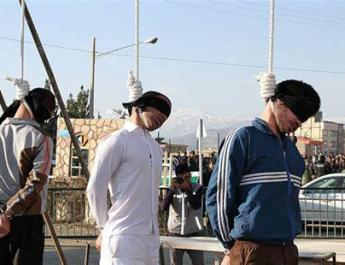 ifmat - High school student executed in Iran