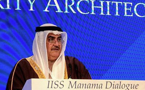 ifmat - International security conference - Iran regime is a danger to the Middle East
