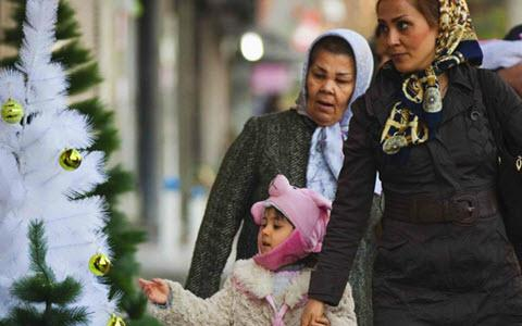 ifmat - Iran regime persecutes Christians on Christmas