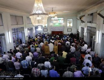 ifmat - Iranian-Jewish worshippers find two synagogues vandalized