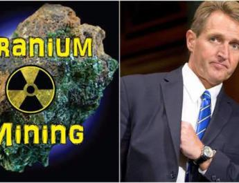 ifmat - Jeff Flake was foreign lobbyist working for uranium firm with ties to Iran