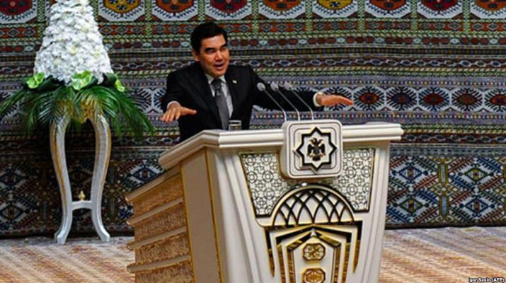 ifmat - Turkmenistan has agreed to seek international arbitration of dispute with Iran
