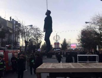 ifmat - Iran executed two, including one in public