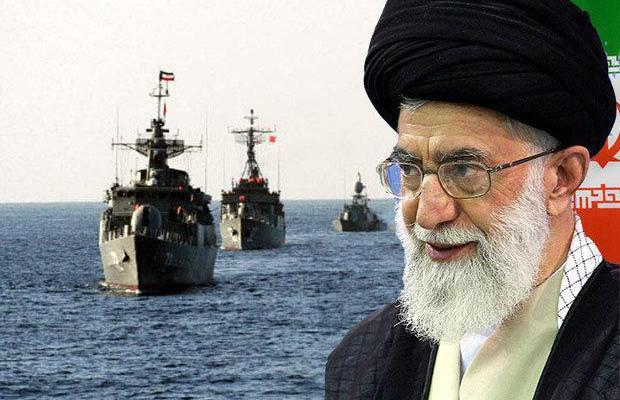 ifmat - Iran threatens US Navy to get out of waters