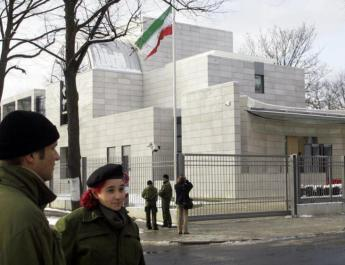 ifmat - Iranian embssy in Germany should be shut down for its espionage and terror network