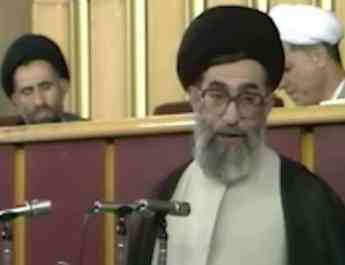 ifmat - Leaked video - Khamenei admits he was not qualified for the position