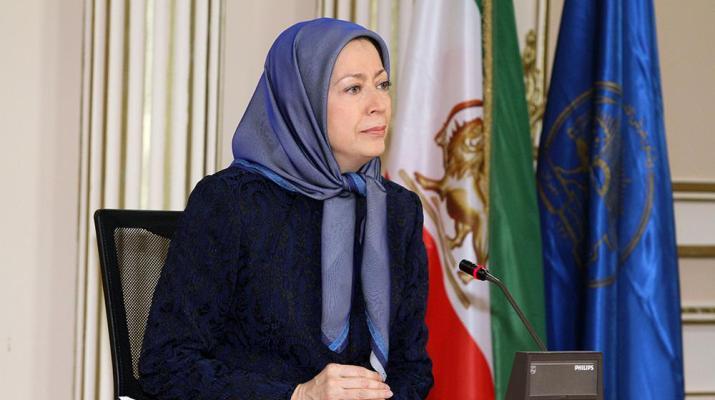 ifmat - Maryam Rajavi response to the Iranian protests1