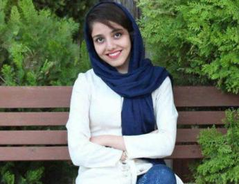 ifmat - Student expelled from Kashan University for the Bahai faith