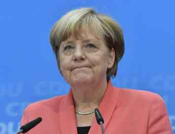 ifmat - Angela Merkel calls on Iran to end Syrria violence