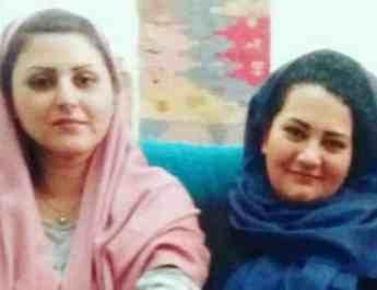 ifmat - Atena Daemi and Golrokh Iraee launch hunger strike