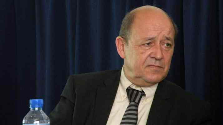 ifmat - France says that Iran is violating international law in Syria