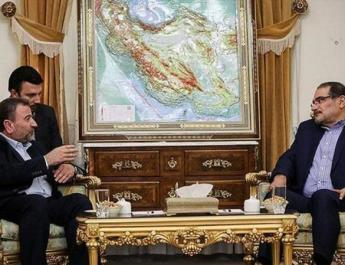 ifmat - Hamas-Iran ties make risk of two-front war more realistic