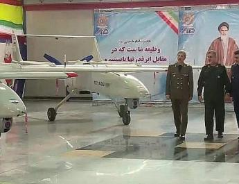 ifmat - Iran announces mass production of bomb-carrying drones