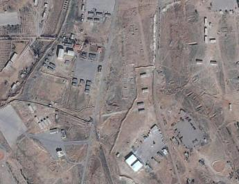 ifmat - New satellite photos show Iran establishing another base in Syria