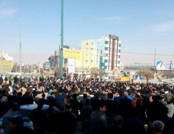 ifmat - Dozens indicted in Iran for going on protests