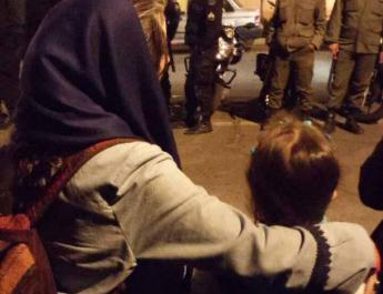 ifmat - Dozens of women arrested for celebrating womens day in Iran
