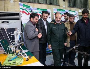 ifmat - IRGC Showcases Latest Achievements
