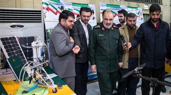 ifmat - IRGC Showcases Latest Achievements