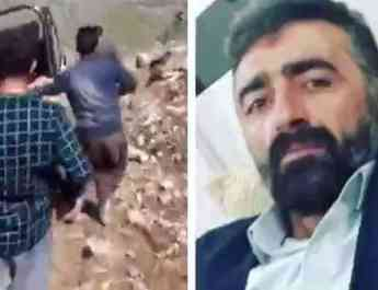 ifmat - IRGC unit fires and kills kurdish porter