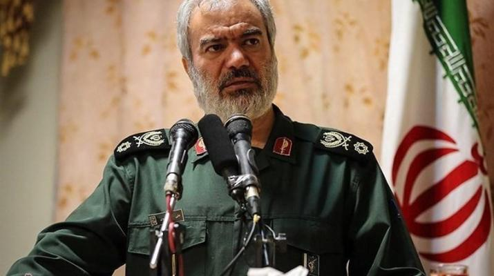 ifmat - Iran general says to Iranian people that US is powerless